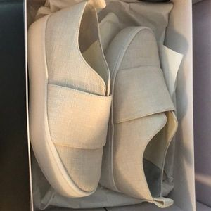Vince slip on sneakers